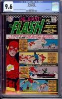 Flash #160 CGC 9.6 ow