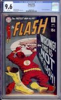 Flash #191 CGC 9.6 w