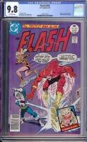 Flash #250 CGC 9.8 ow
