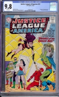 Justice League of America #23 CGC 9.8 w