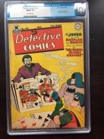 Detective Comics #118 CGC 7.0 ow