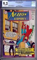 Action Comics #331 CGC 9.2 w