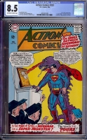 Action Comics #333 CGC 8.5 ow/w