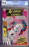 Action Comics #336 CGC 9.2 ow/w Bogota