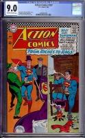 Action Comics #337 CGC 9.0 ow/w Bogota