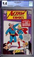 Action Comics #346 CGC 9.4 ow/w Bogota