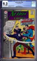 Action Comics #356 CGC 9.2 ow/w Bogota