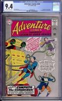 Adventure Comics #340 CGC 9.4 ow/w