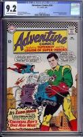 Adventure Comics #341 CGC 9.2 ow/w