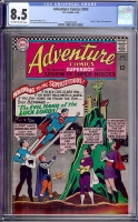 Adventure Comics #343 CGC 8.5 ow/w