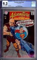 Adventure Comics #358 CGC 9.2 ow/w
