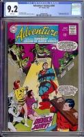 Adventure Comics #370 CGC 9.2 w