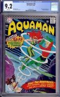 Aquaman #26 CGC 9.2 w Bogota