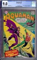 Aquaman #29 CGC 9.0 ow/w Bogota
