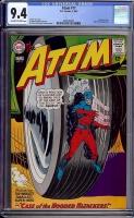 Atom #17 CGC 9.4 ow/w