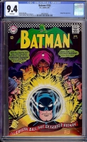 Batman #192 CGC 9.4 w