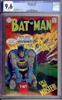 Batman #215 CGC 9.6 w