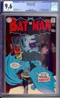 Batman #217 CGC 9.6 w Bogota