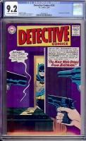 Detective Comics #334 CGC 9.2 ow/w