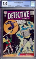 Detective Comics #336 CGC 7.0 ow/w