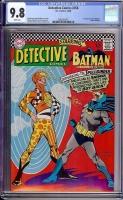 Detective Comics #358 CGC 9.8 w Bogota