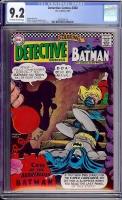 Detective Comics #360 CGC 9.2 ow/w