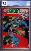 Detective Comics #372 CGC 9.2 w