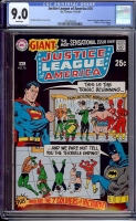 Justice League of America #76 CGC 9.0 w