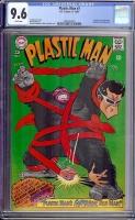 Plastic Man #7 CGC 9.6 w