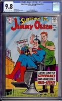 Superman's Pal Jimmy Olsen #110 CGC 9.8 ow/w