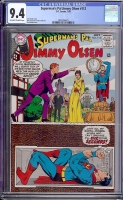Superman's Pal Jimmy Olsen #112 CGC 9.4 ow/w