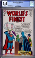 World's Finest Comics #149 CGC 9.4 w