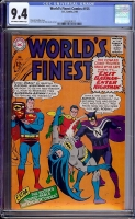 World's Finest Comics #155 CGC 9.4 ow/w