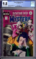 House of Mystery #194 CGC 9.8 ow/w