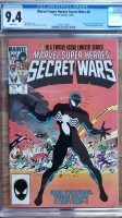 Marvel Super Heroes Secret Wars #8 CGC 9.4 w