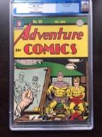 Adventure Comics #90 CGC 9.2 w