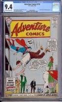 Adventure Comics #310 CGC 9.4 ow/w