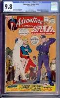 Adventure Comics #419 CGC 9.8 w