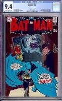 Batman #217 CGC 9.4 ow/w