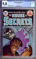 House of Secrets #121 CGC 9.8 w