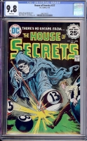 House of Secrets #127 CGC 9.8 w
