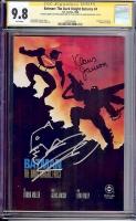 Batman: The Dark Knight Returns #4 CGC 9.8 w CGC Signature SERIES