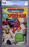 Amazing Spider-Man Annual #8 CGC 9.8 ow/w