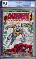 Daredevil #113 CGC 9.8 w