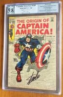 Captain America #109 CGC 9.8 w