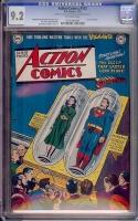 Action Comics #152 CGC 9.2 ow Mannarino