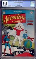 Adventure Comics #154 CGC 9.6 ow/w