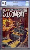 G.I. Combat #91 CGC 9.0 ow/w
