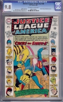 Justice League of America #38 CGC 9.8 ow/w