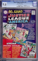 Justice League of America #39 CGC 9.6 ow/w